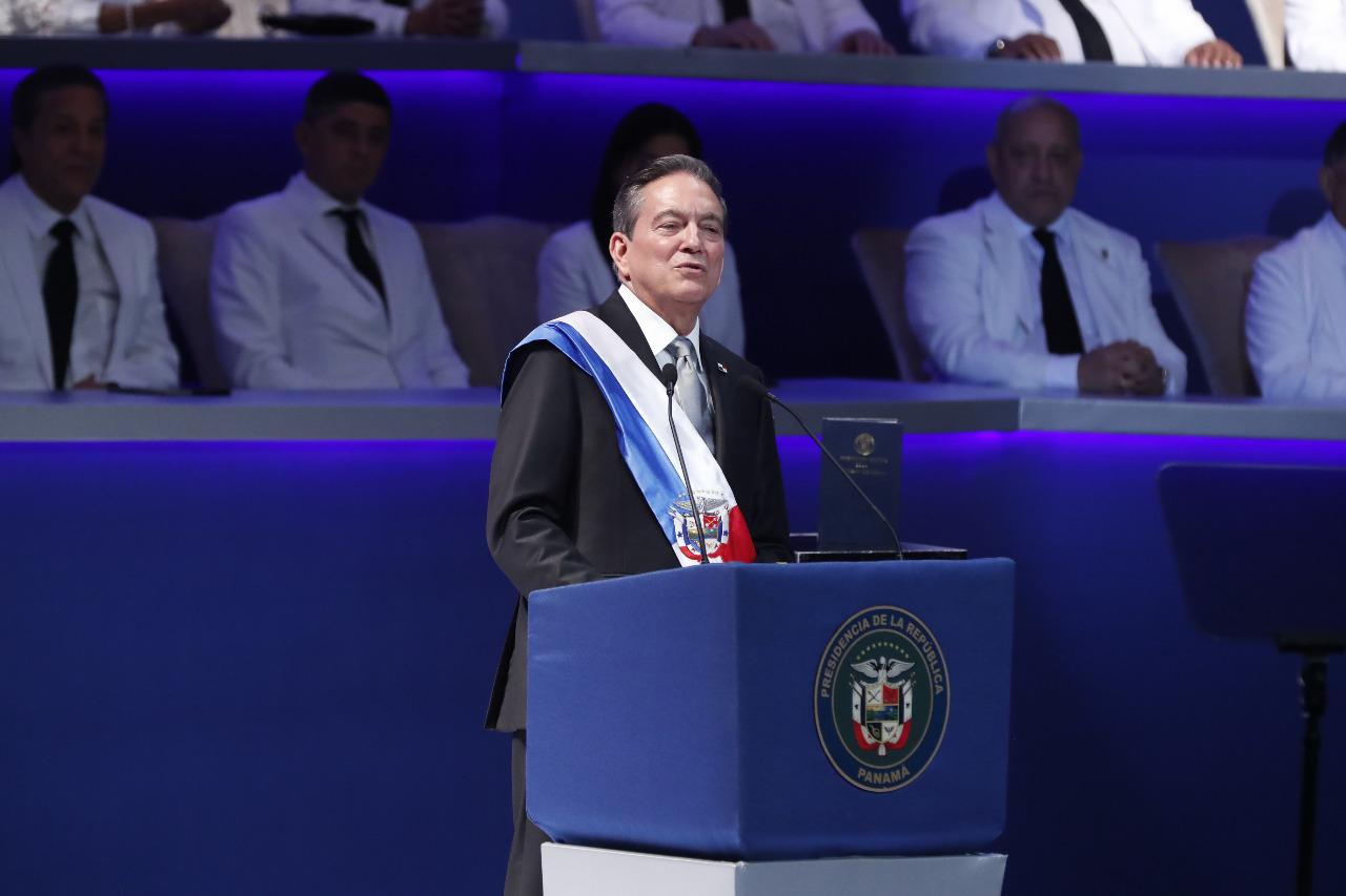 Toma de posesión de Laurentino Cortizo nuevo presidente de Panamá 2019-2024  | Panamaimage.com